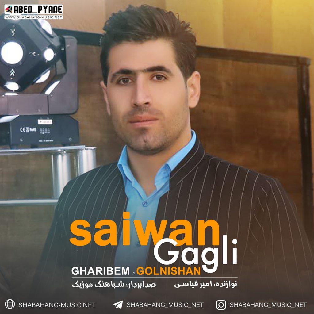 سیوان گاگلی - غریبم و گلنیشان