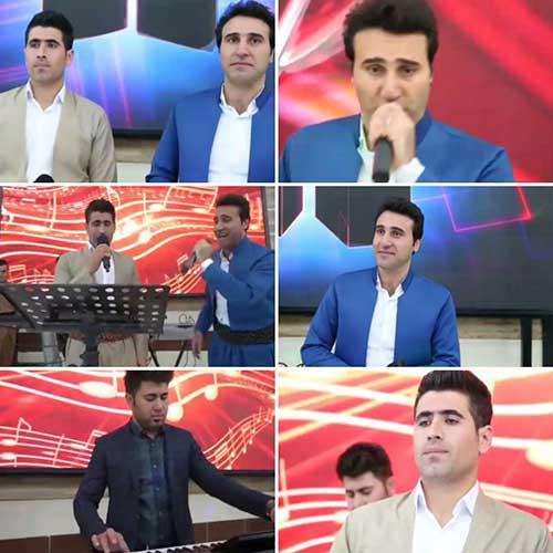سیوان گاگلی و وحید کرمانشاهی-لیله و لنگر