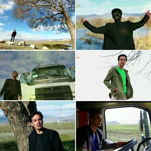 دانلود موزیک ویدیو جدید منوچهر علی پناه به نام هجران