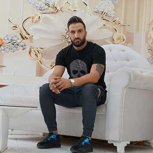 دانلود موزیک ویدیو جدید محمد دستمزد به آرام گیان