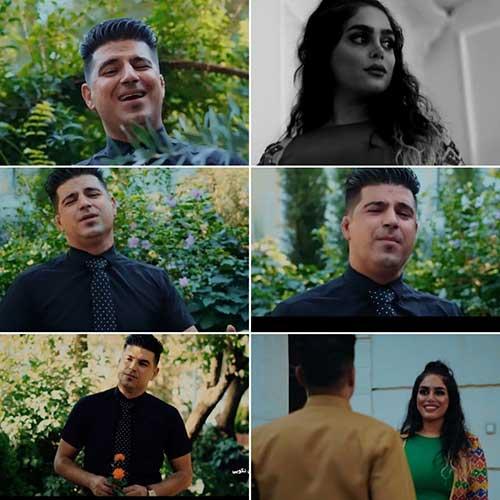 دانلود موزیک ویدیو جدید سامان پیکبر به نام سوزله