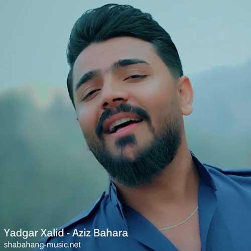 دانلود آهنگ جدید یادگار خالدی به نام عزیز بهاره (همراه موزیک ویدیو)